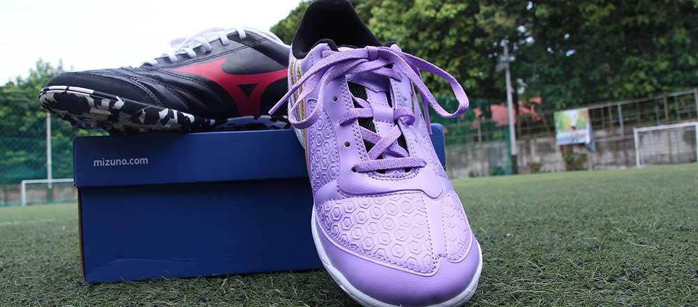 giày cho cảm giác bóng tốt