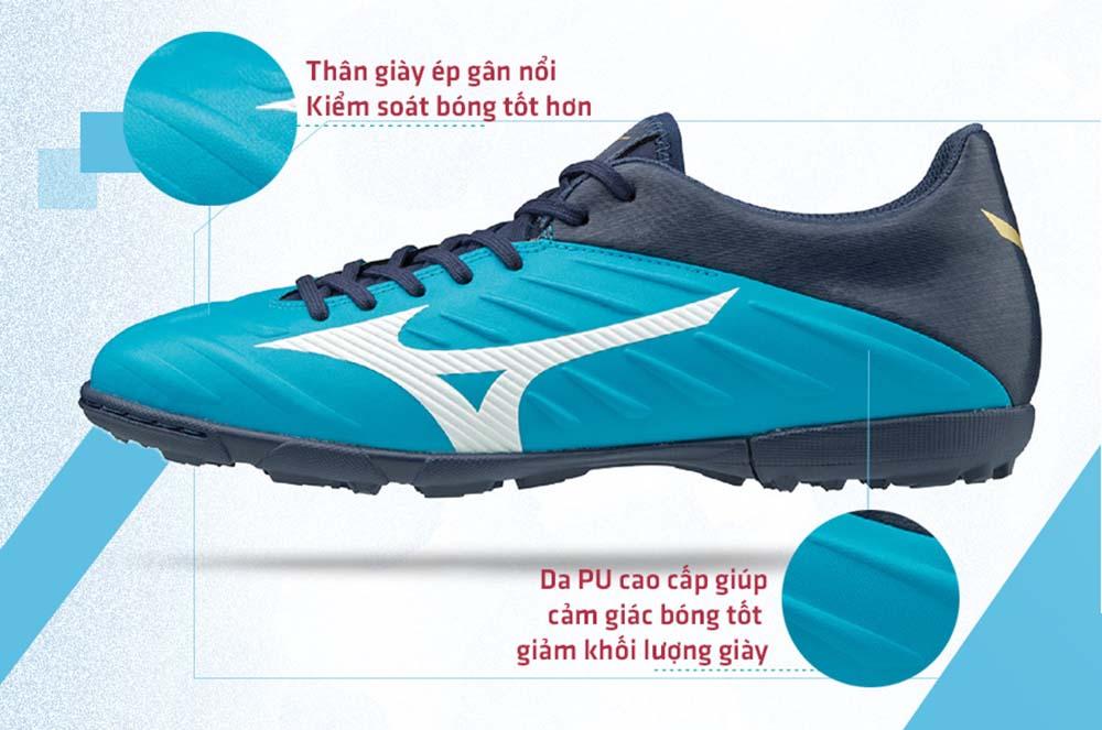 chọn giày bóng đá