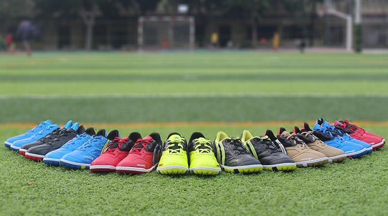giày sân cỏ nhân tạo chính hãng