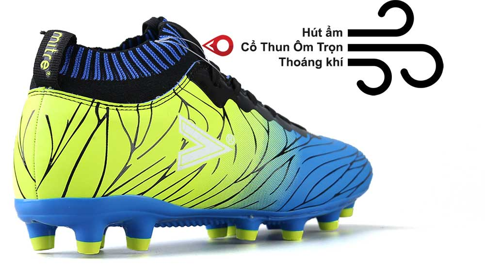 giày bóng đá Mitre 161115 FG