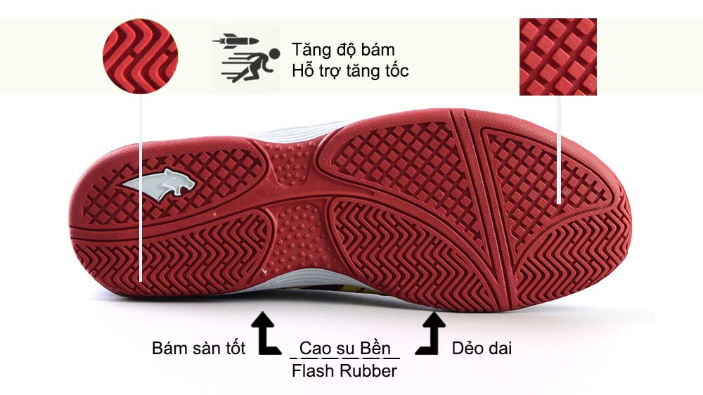 giày bóng đá pan force 2.18 IC