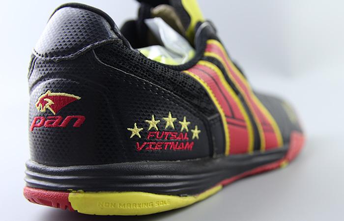 gót giày bóng đá pan vigor ic ltd
