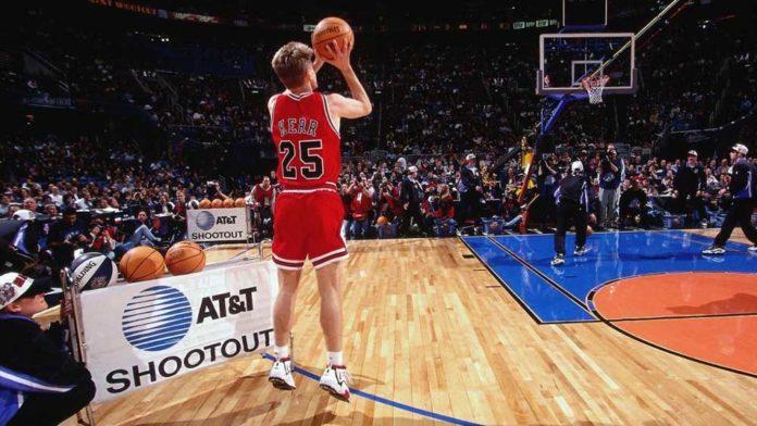 cách ném bóng rổ 3 điểm