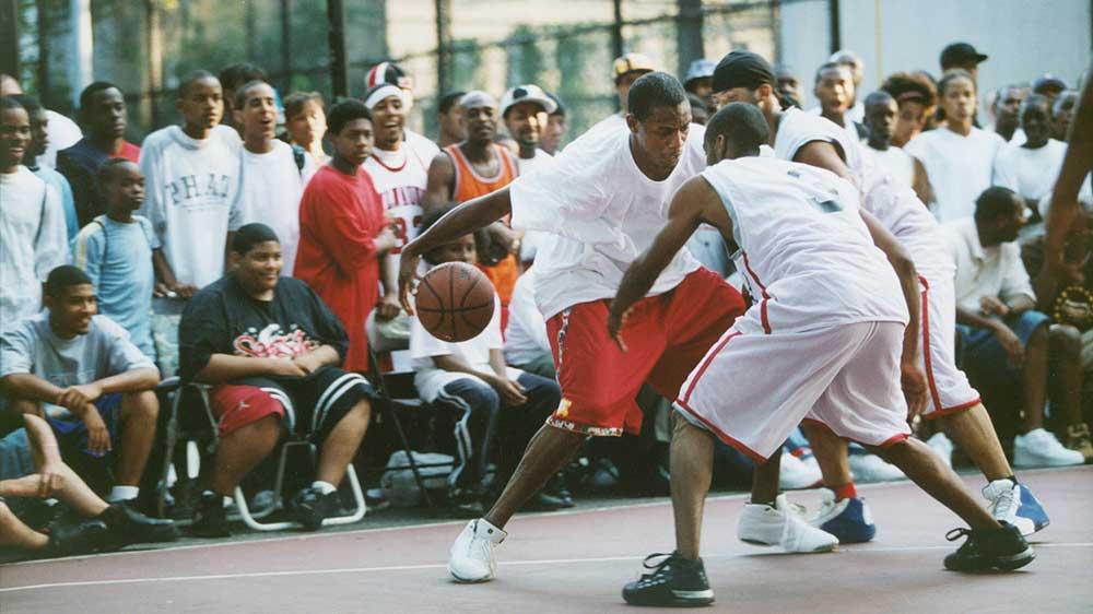 chơi bóng rổ đường phố - môn bóng rổ nghệ thuật