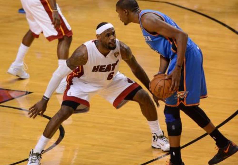 Hướng dẫn chơi bóng rổ