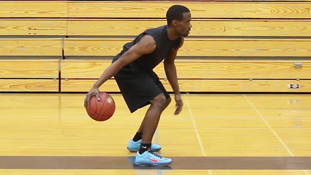 kỹ thuật dẫn bóng trong bóng rổ