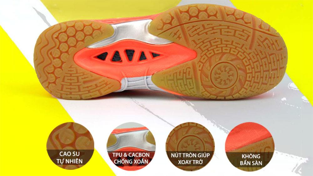 đế giày cầu lông Kumpoo KH-205