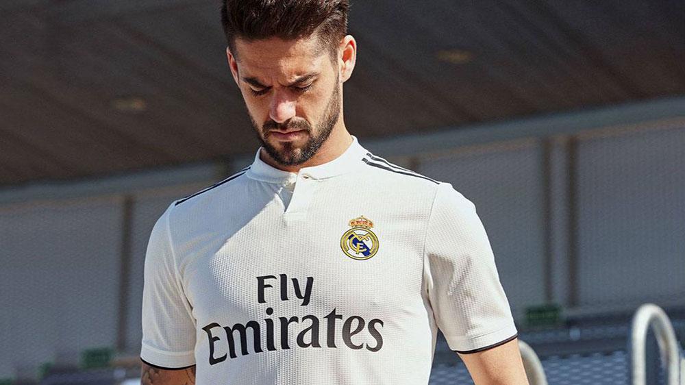 áo bóng đá Real Madrid 2018-2019