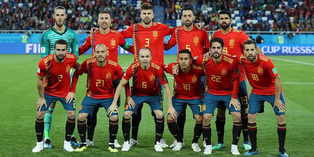 đội tuyển bóng đá quốc gia Tây Ban Nha