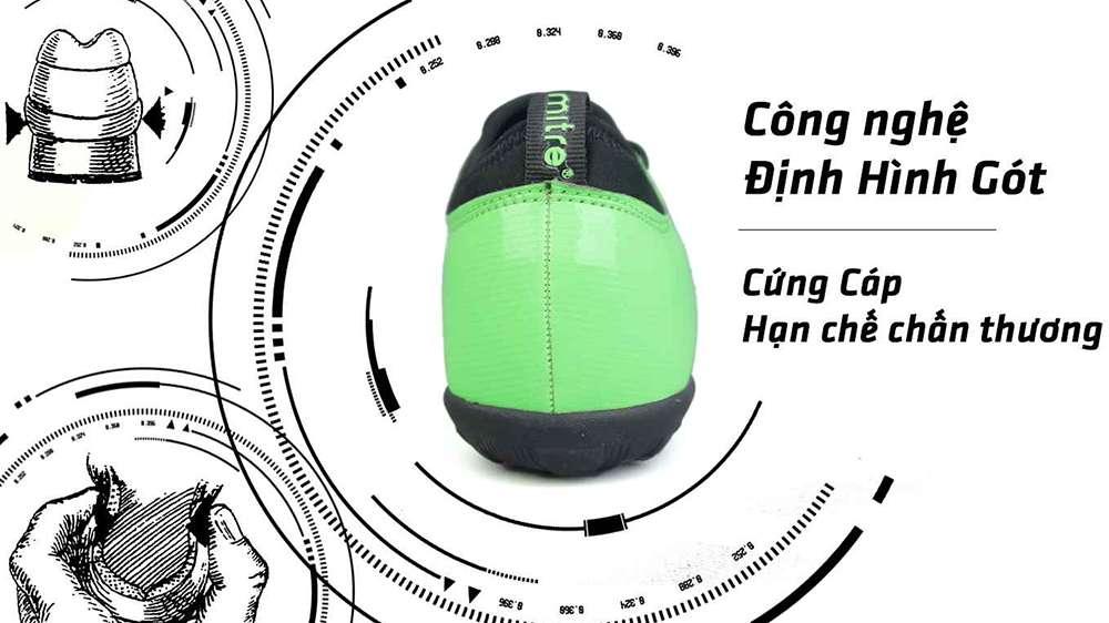 Đi giày đá bóng bị đau gót là tình trạng nhiều người chơi bóng