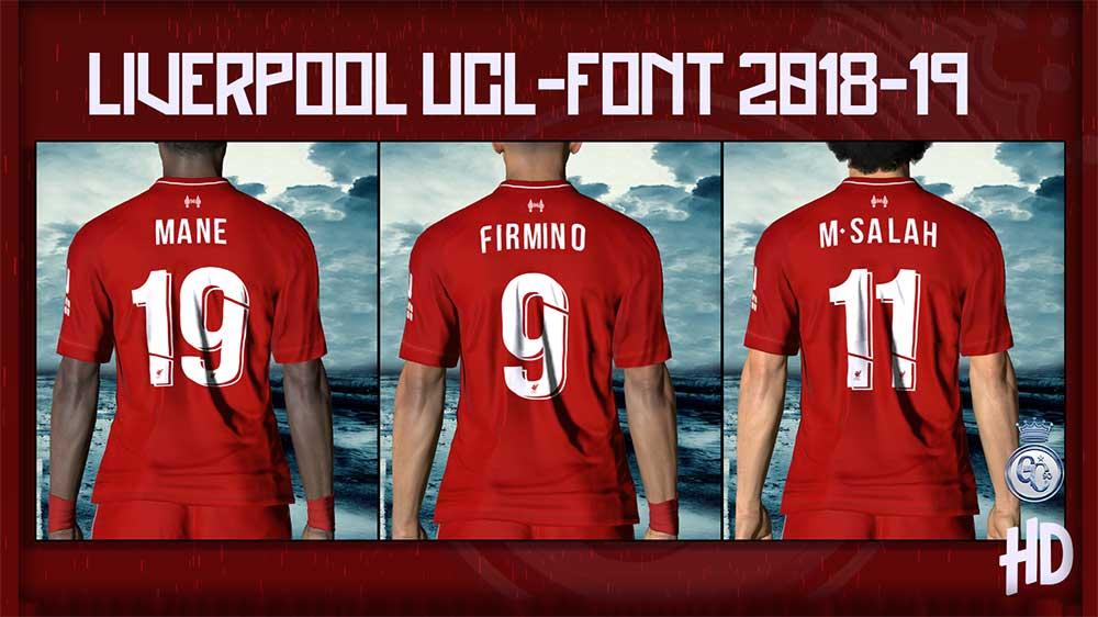 số áo Liverpool mới nhất