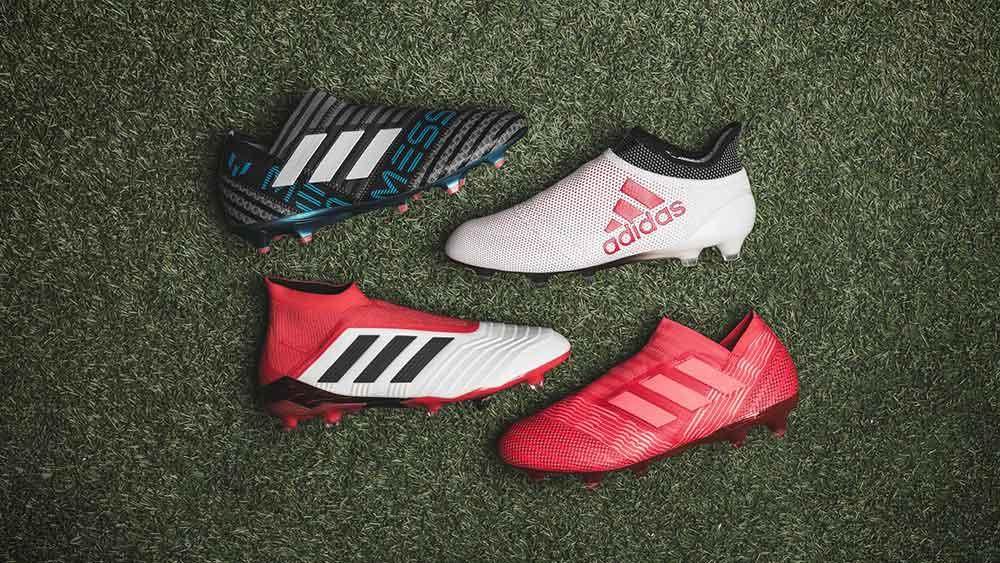 giày bóng đá không dây, giày đá banh không dây buộc cực đẹp