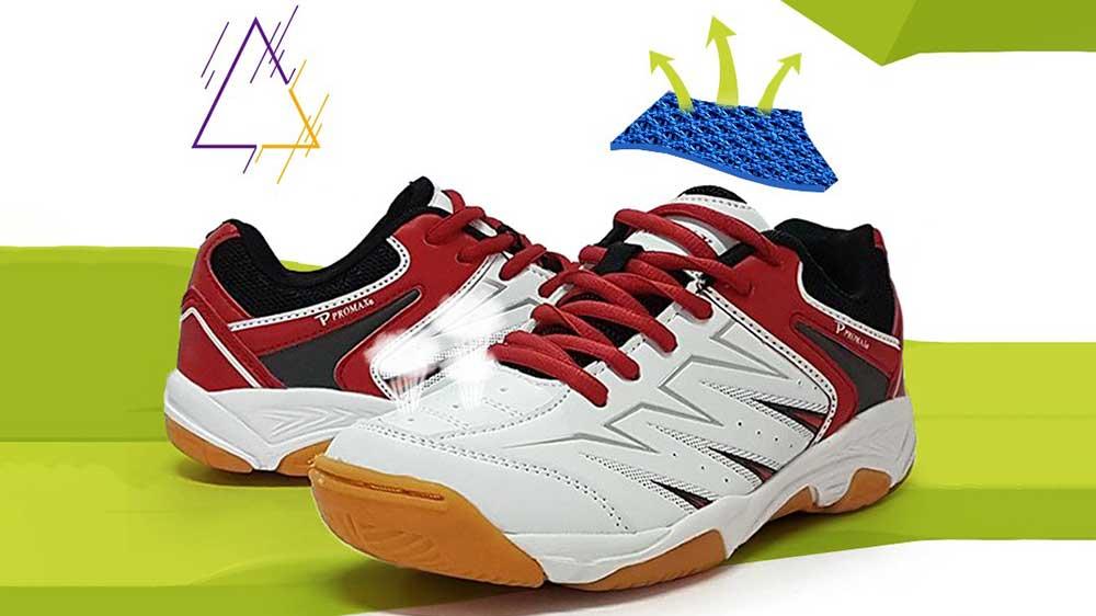 Giày cầu lông Promax từ đâu? Giá rẻ liệu có đáng mua?