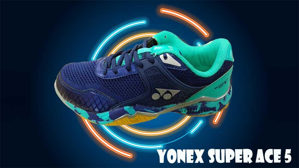 Yonex Super Ace 5