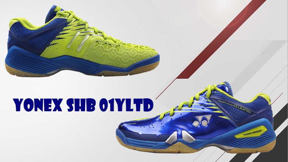 5 mẫu giày cầu lông Yonex cực đẹp