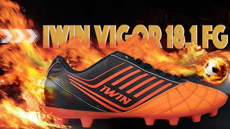 giày bóng đá Iwin Vigor 18.1 FG