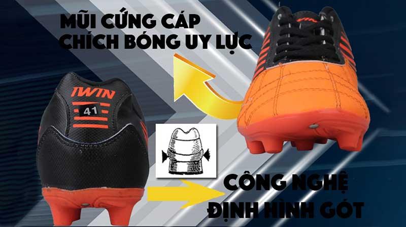 giày Iwin Vigor18.1 FG