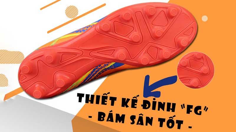 giày bóng đá Iwin Power FG