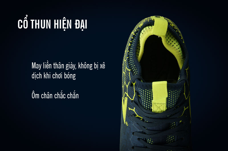 giày bóng đá mitre 181045 tf