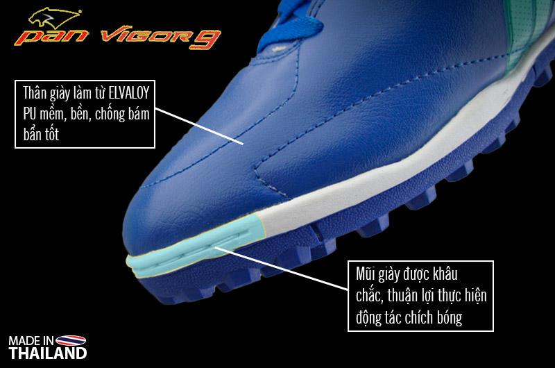 giày bóng đá Pan Vigor 9 TF