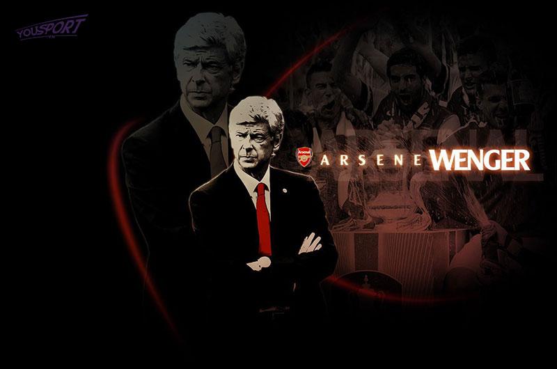 HLV Arsene Wenger