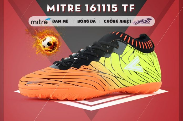 Giày đá bóng 161115 TF
