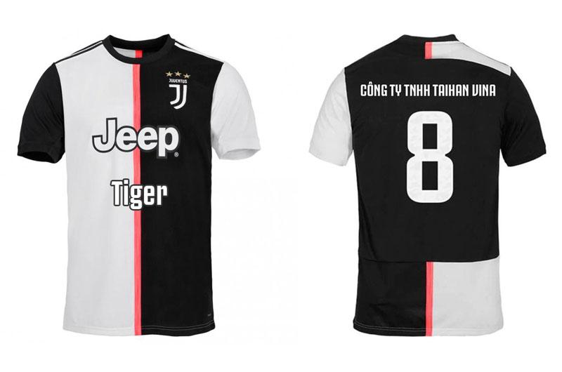 áo đấu Juventus