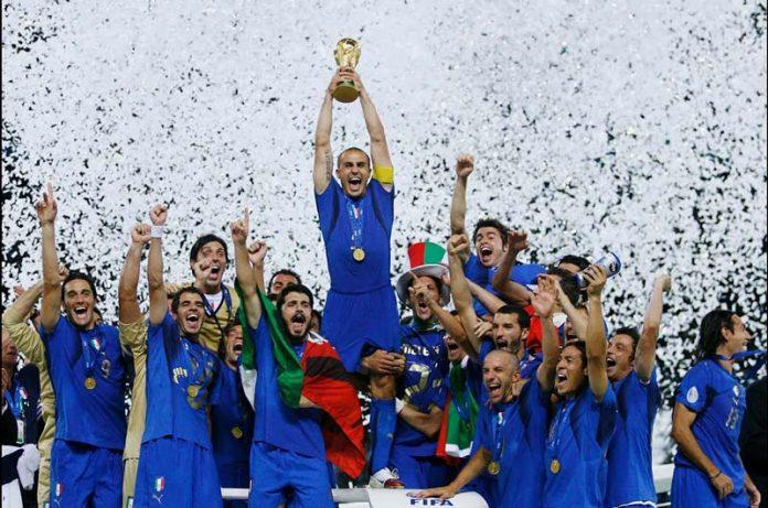 đội tuyển bóng đá quốc gia Ý