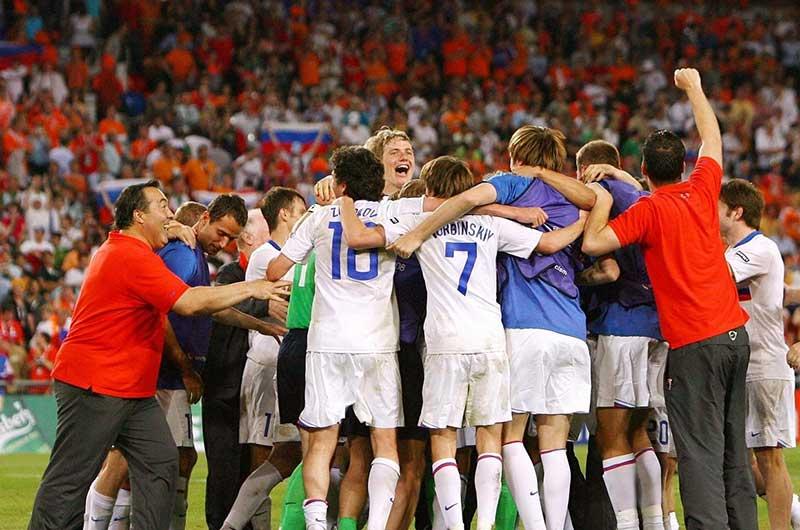 Đội tuyển bóng đá quốc gia Nga