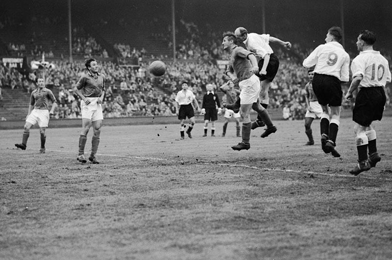 đội tuyển thụy điển vô địch olympic 1948