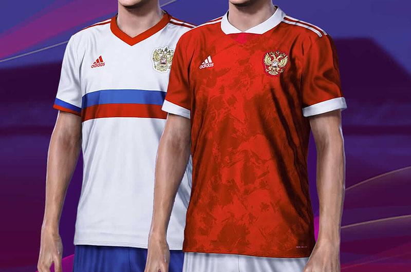 áo đấu Nga