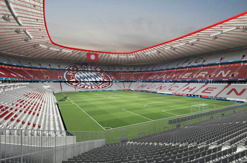 Sân Allianz Arena