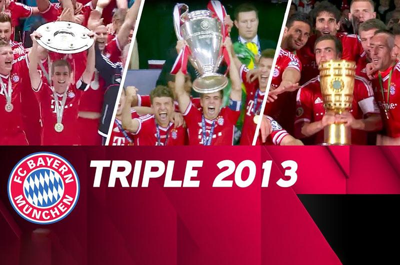 cú ăn ba của FC Bayern Munich