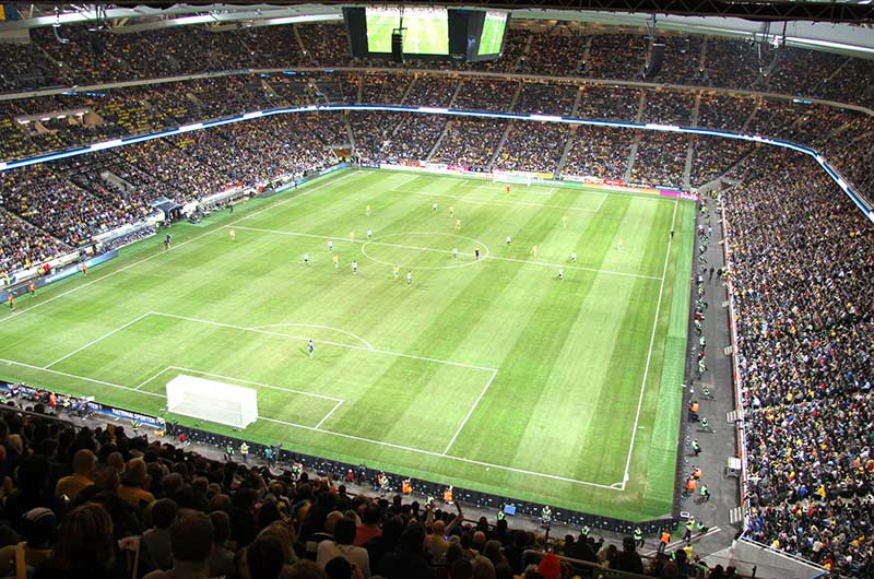 sân friends arena