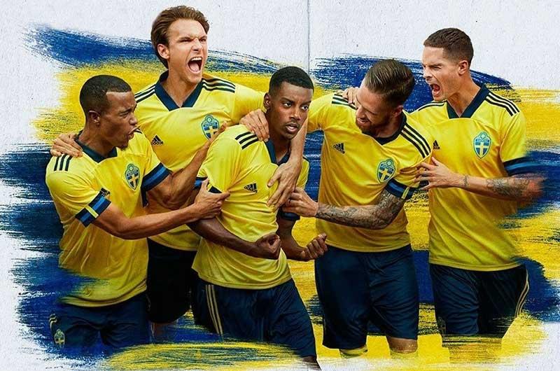 đội tuyển bóng đá quốc gia thụy điển