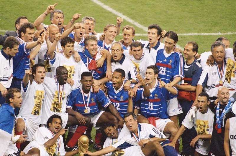 đội tuyển bóng đá quốc gia Pháp
