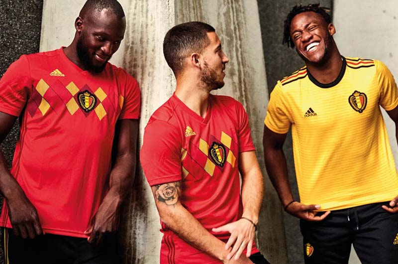 đội tuyển Bỉ