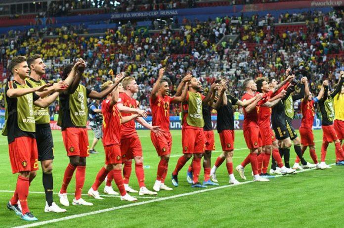 đội tuyển bóng đá quốc gia Bỉ