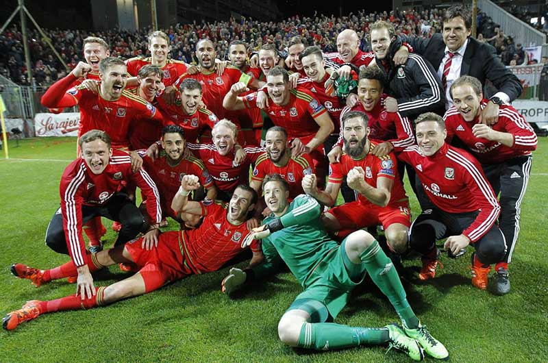 đội tuyển xứ wales